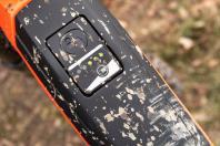 Der Akku-Schnelltest klappt auch ohne Bike