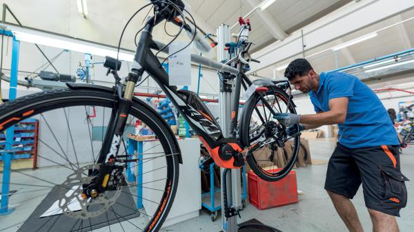 Fahrradbranche: Absatz boomt