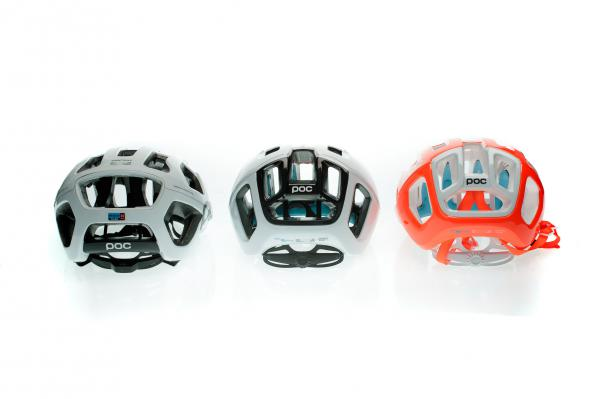 Von links nach rechts: POC Octal, Ventral SPIN, Ventral Air SPIN