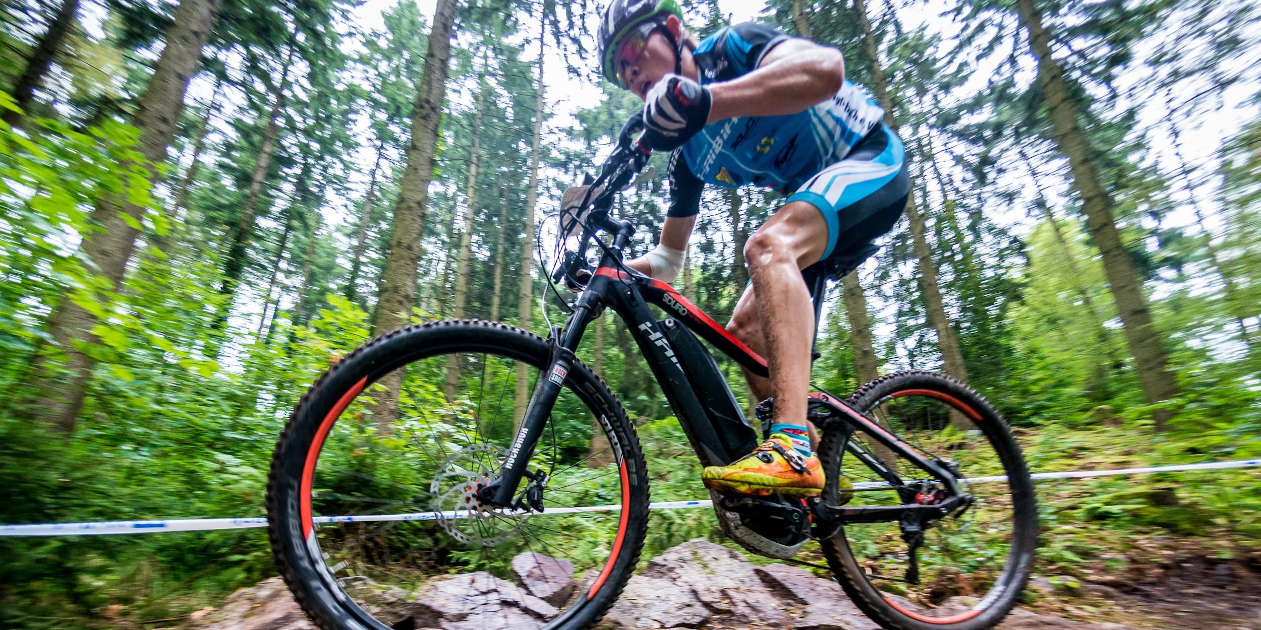 UCI E-Bike-Premiere in Albstadt