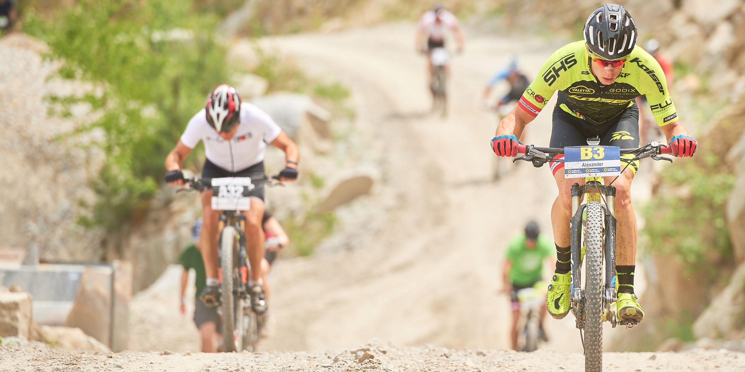 19. Granitmarathon - Countdown läuft