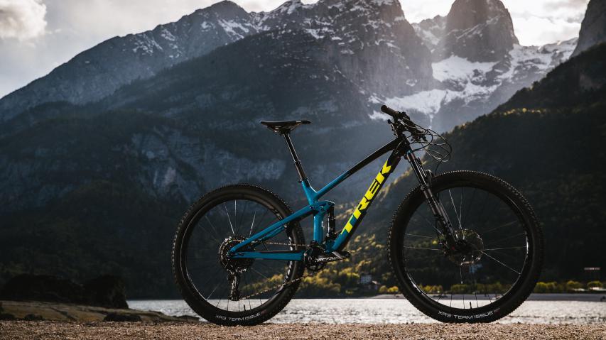 Trek Top Fuel 2019Das traditionell schnellste Fully bei Trek wächst in der jüngsten Generation zum flotten Trailbike heran.