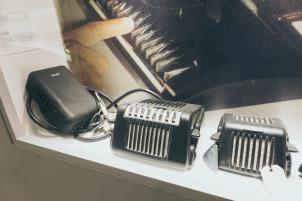 1935: Ducati Dufono Mikrofon