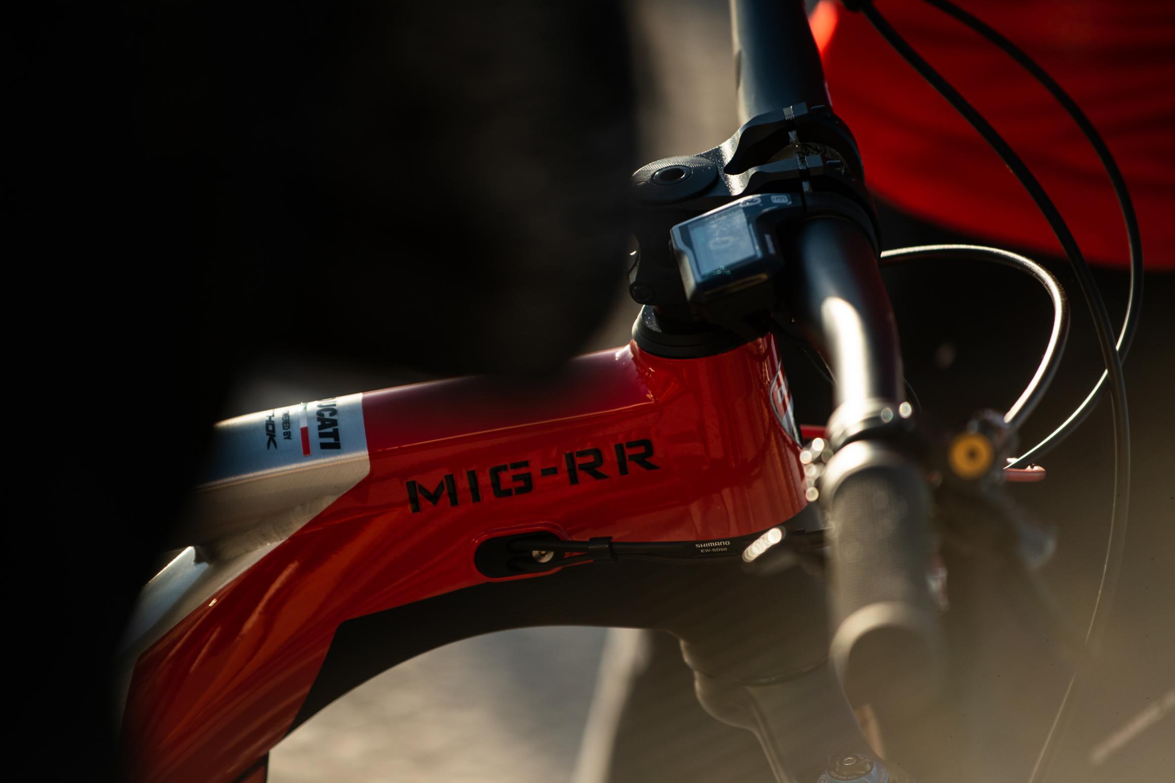 Ducati MIG-RR