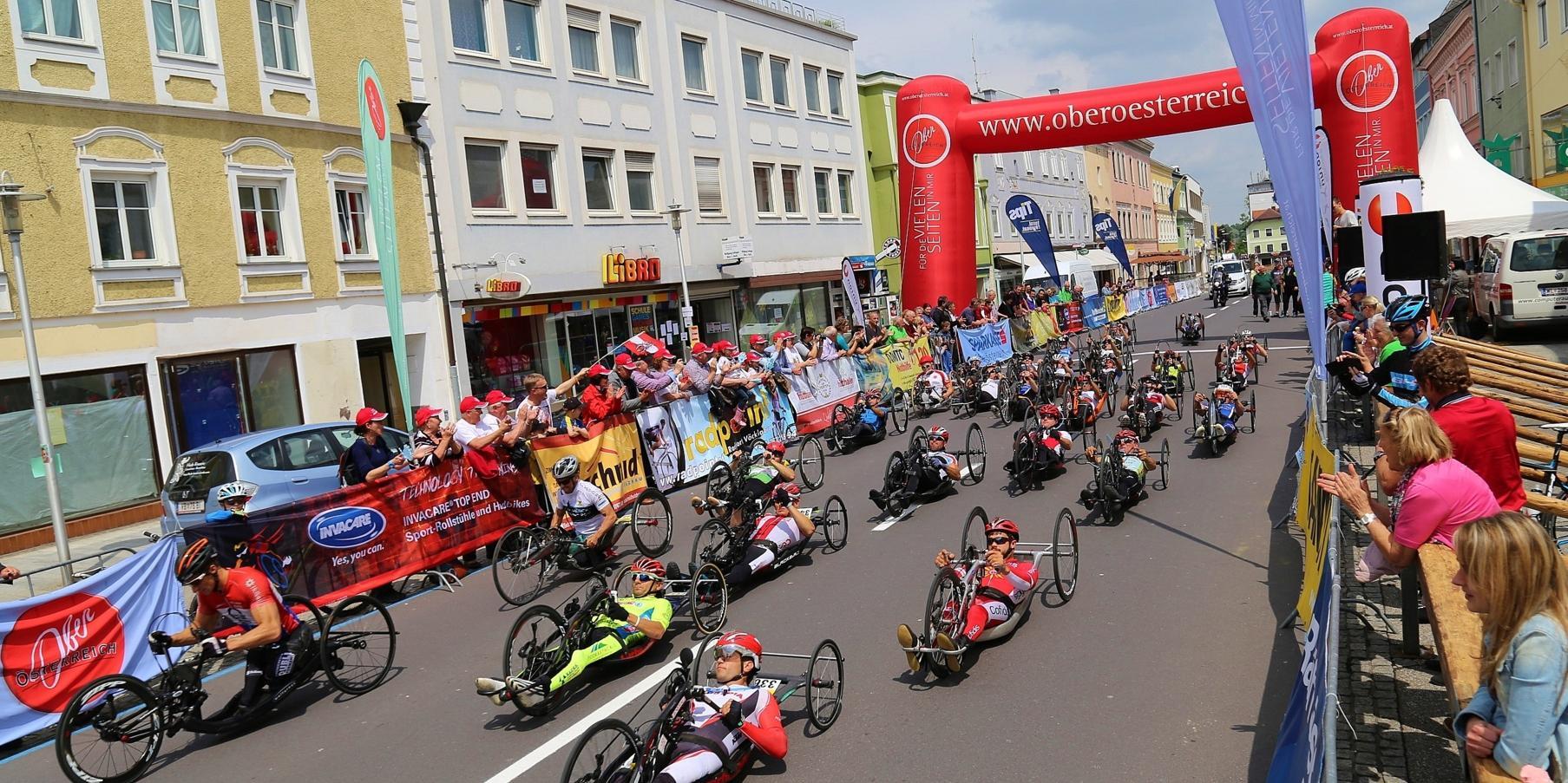 6. Int. Upper Austria Cycling Tour