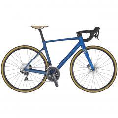 Addict RC 30 Blue Addict RC Disc HMX Rahmen/Gabel, Syncros Belcarra Regular Sattel, Shimano Ultegra 8000, Syncros RP 2.0 Disc 7.95 kg (? 3.499,00)