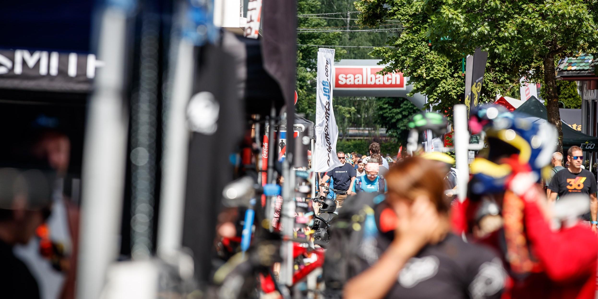5. GlemmRide Bike Festival live dabei