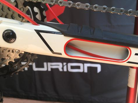 Centurion auch auf die neue