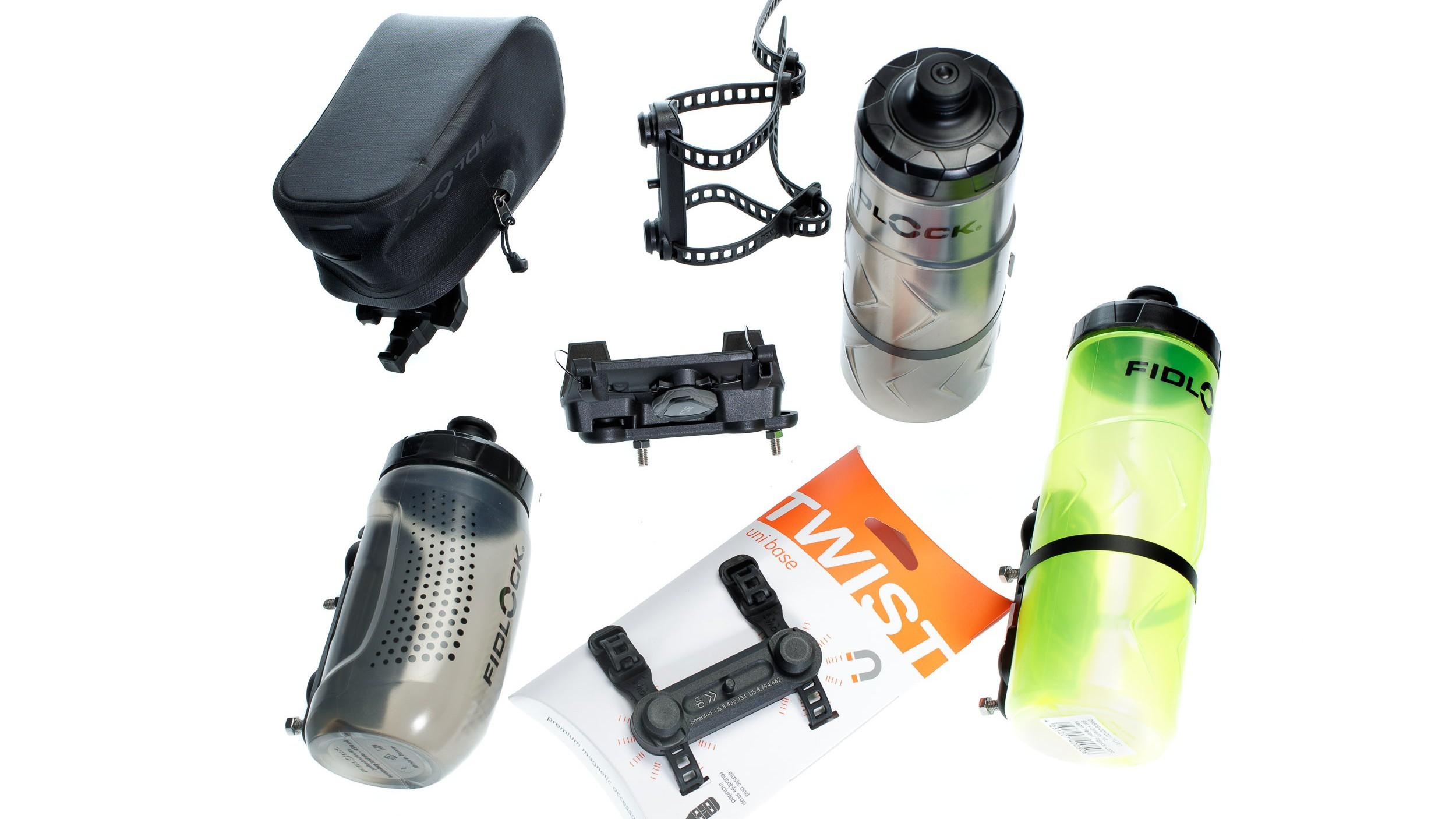 Fidlock Bottle Twist set und Co. Alle Produkte inklusive Ersatzteile sind ab sofort auch im Onlineshop erhältlich.