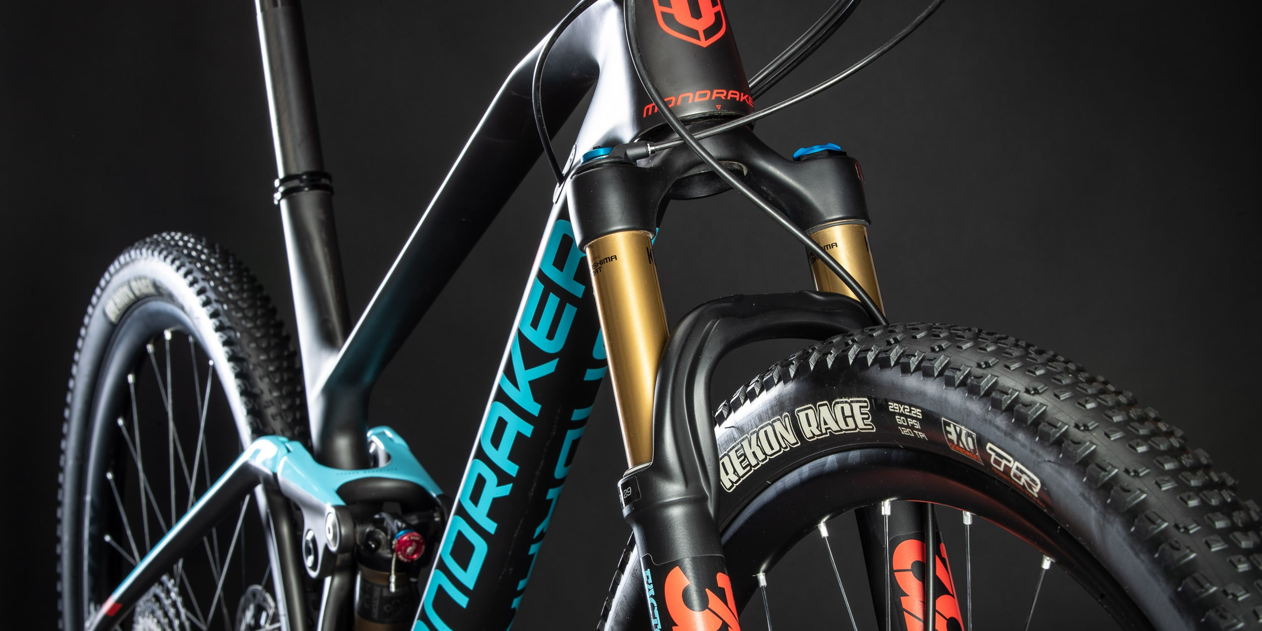 Mondraker F-Podium RR Showroom