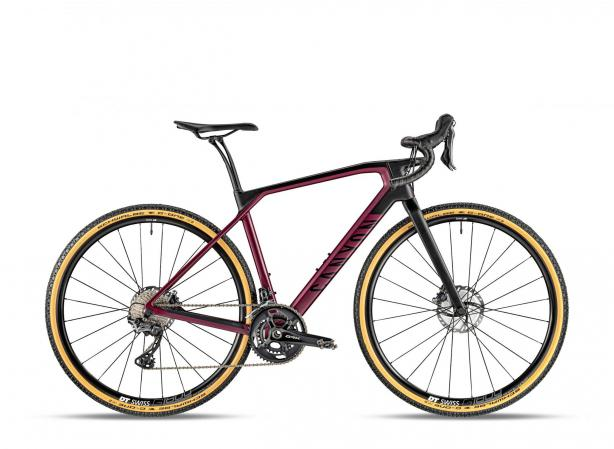 Canyon Grail WMN CF SL 8.0 in Rosewood Red. 2.699 Euro