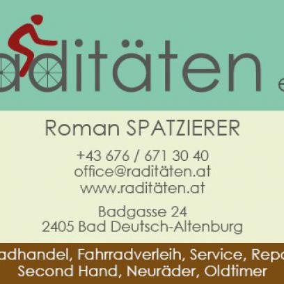 Bikeshop Radiäten2405 Bad Deutsch-Altenburg