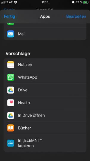 gpx. Datei etwa von Bergfex.at laden, am Handy speichern und die Wahoo App wählen.