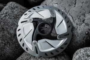 2x Shimano Ultegra SM-RT800: Ice Tech FreezaBremsscheiben in 160mm für Center Lock