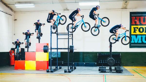 MacAskill Video: Gymnasium