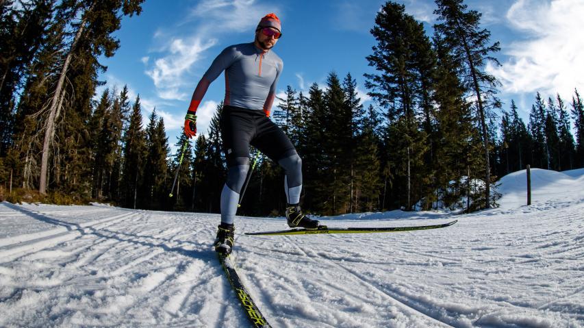 Einsteiger-Guide SkilanglaufDas perfekte Frischlufttraining im Winter: Wir haben die wichtigsten Fakten zum Thema Skilanglauf zusammengetragen.