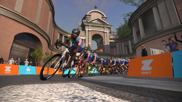 Tour de Zwift 2020
