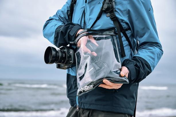 Fold dry bag 260, 26 cm lang, € 34,99