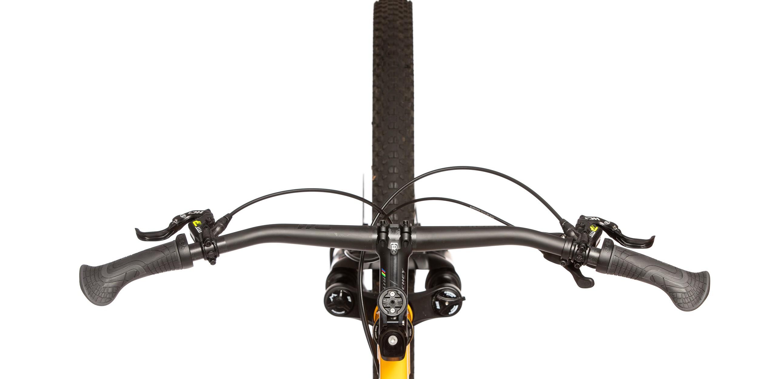 SQlab 710 Griffe und 311 FL-X Carbon Lenker