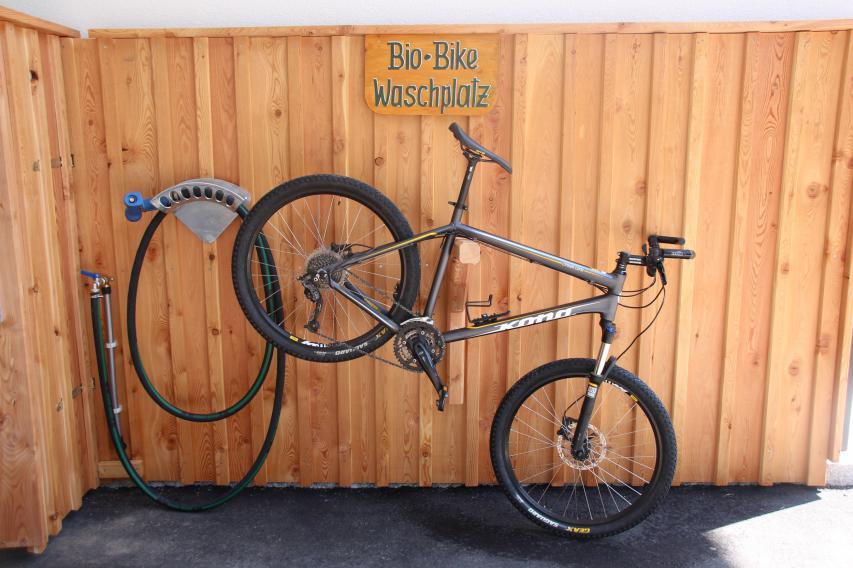 Bike Waschplatz