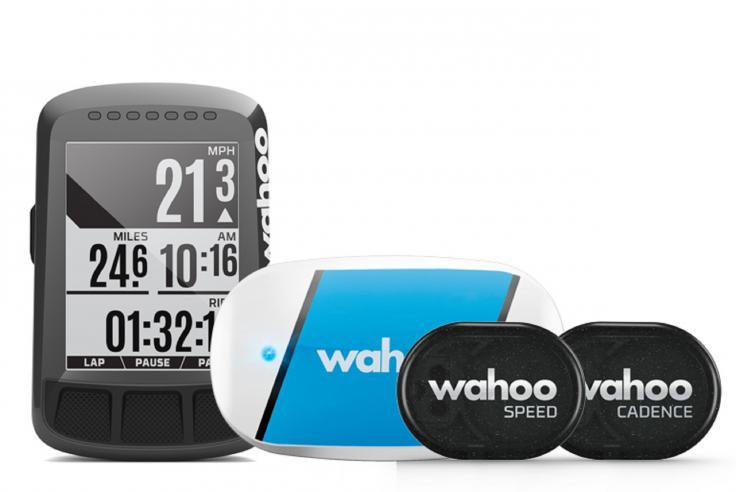 oder im Bundle mit Herzfrequenz-, Trittfrequenz- und Geschwindigkeitssensor erhältlich.