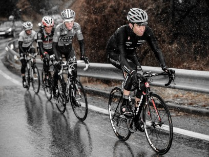 Nach der Auflösung des Cervélo TestTeams im Jahr 2011 wurde Castelli Ausstatter vom Garmin-Cervélo Team.