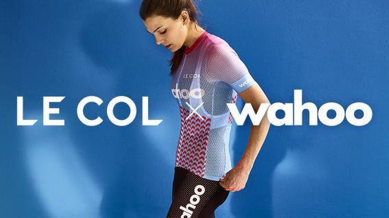 Wahoo x Le Col-Kollektionen