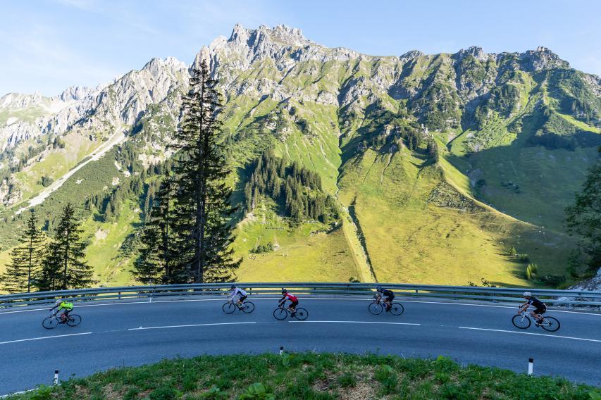 Heuer ungewollt nicht mehr am Plan: der 10. Arlberg Giro