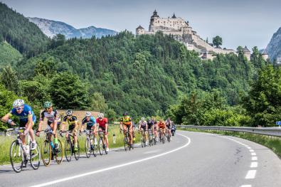 Gecancelt: der Amadé Radmarathon