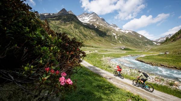 Bikeurlaub in Österreich