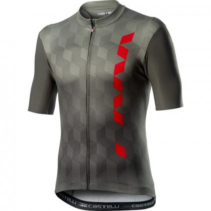 Fuori Jersey XS-3XL Forest Grey 18-32°