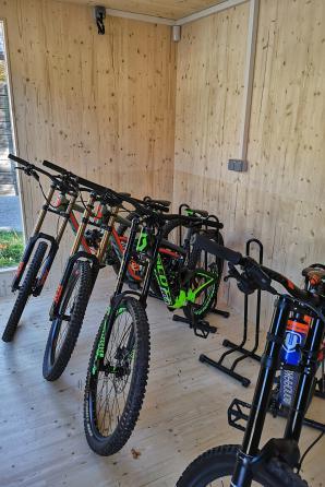 Neu am Schöckl: Leihbikes