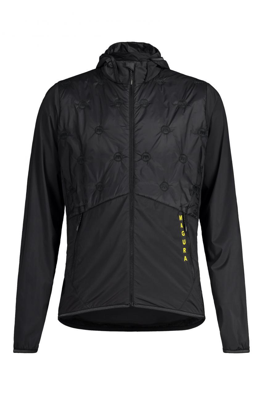 Magura Primaloft Windblock Jacket -Praktische Windblock-Jacke mit wärmenden Primaloft-Einsätzen an Front und hinterer Schulter. Dank kleinem Packmaß soll die Jacke auch in Trikotaschen oder kleinen Hip-Bags Platz finden. 150 Euro