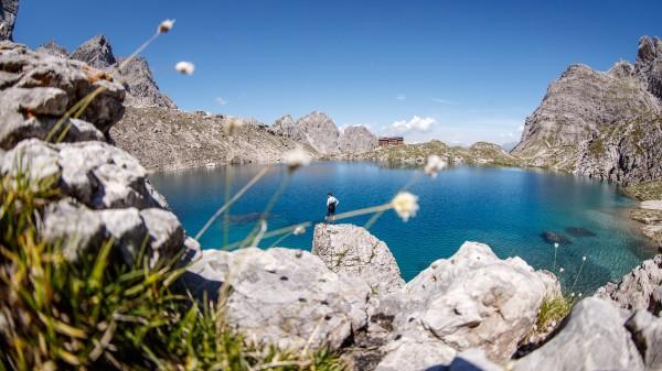 Mit dem e-Bike um und in die Lienzer Dolomiten