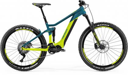 eONE-SIXTY 500 TEAL BLUE/LIME ? 4.599,00 / ? 4.399,00