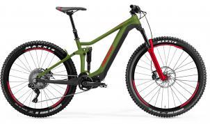 eONE-FORTY 500 Matt Green/Black-Red 4.599,00 / € 4.399,00