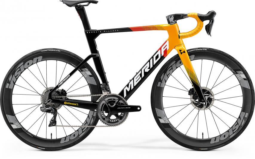 Merida Reacto Team-E