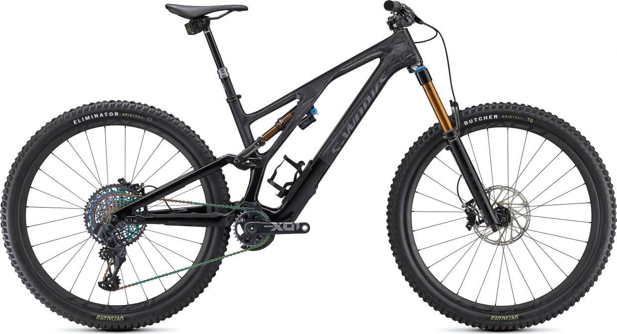 S-Works Stumpjumper EVO - 10.499 Euro