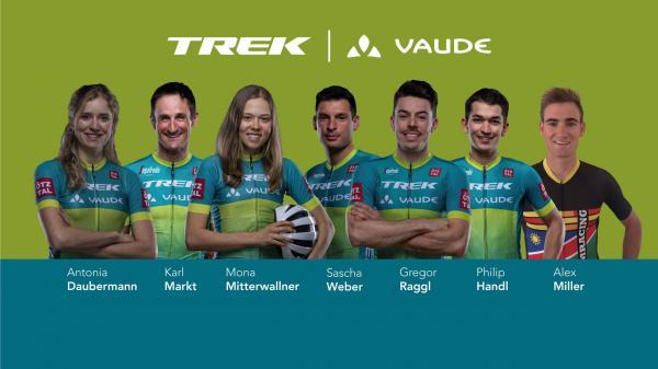 Neugründung: Team Trek / Vaude 2021