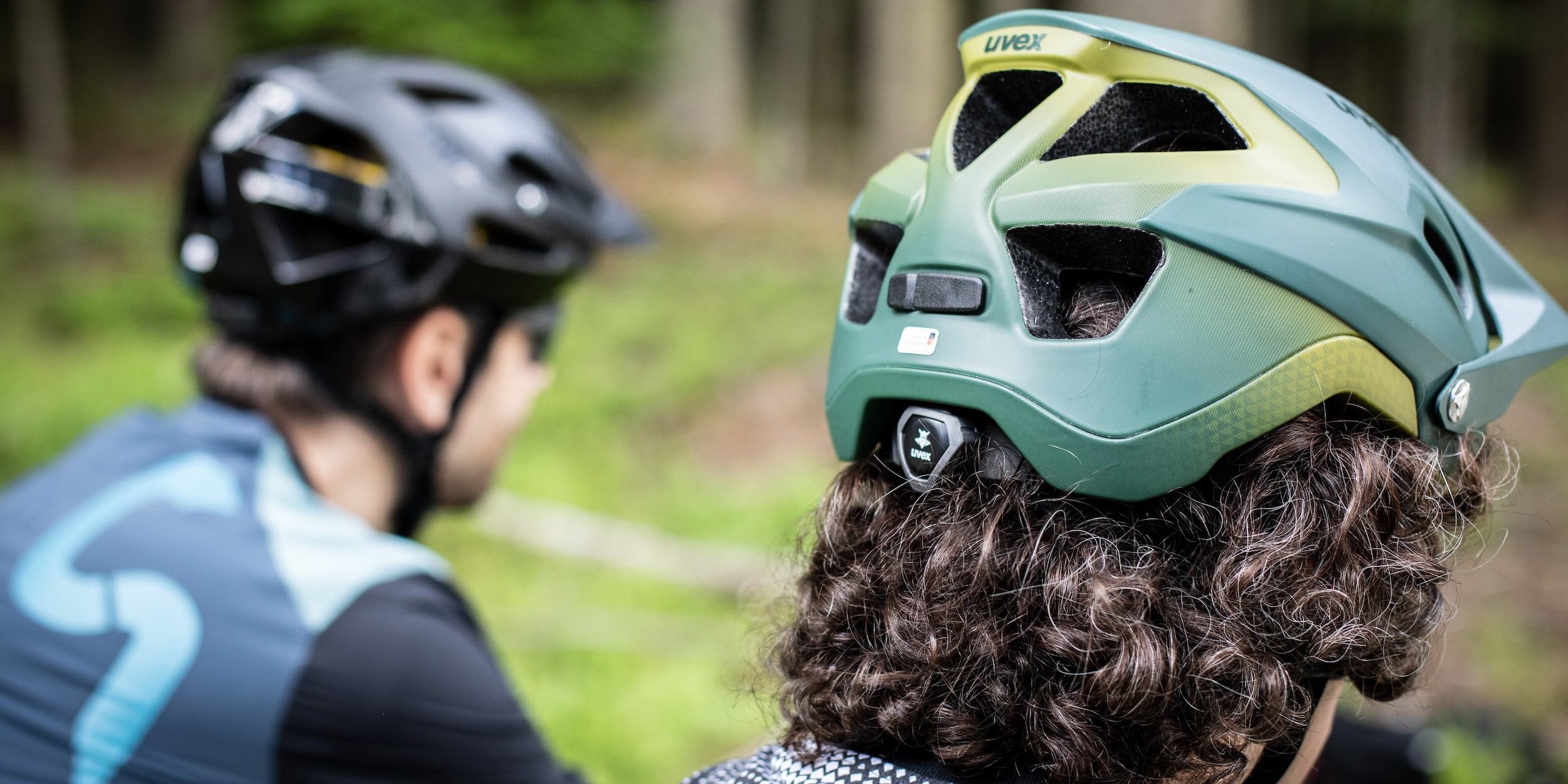 Uvex Helme 2021 mit Tocsen System