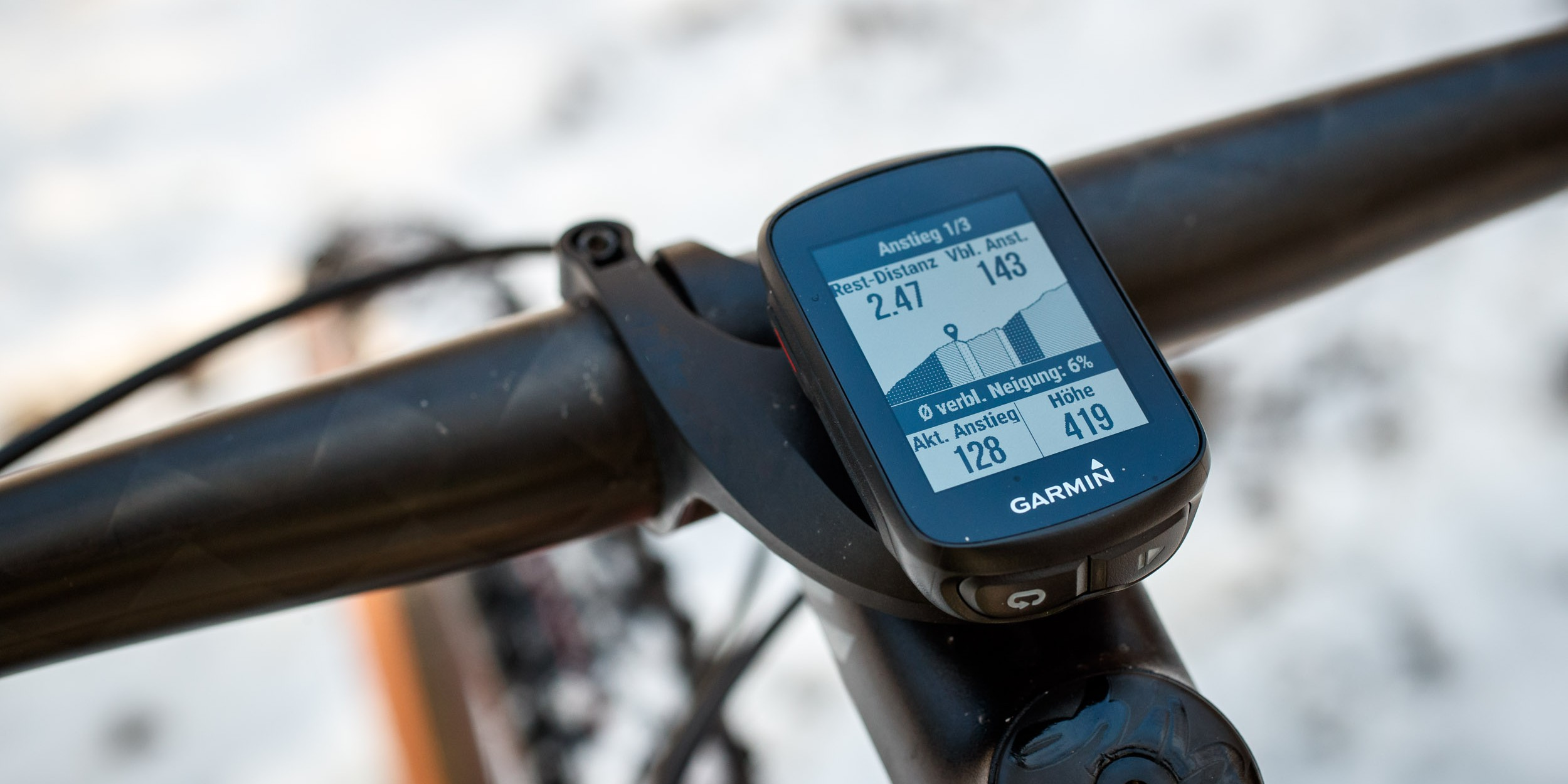 Garmin Edge 130 Plus im Test