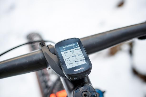 und die extrem nützliche Climb-Pro Funktion
