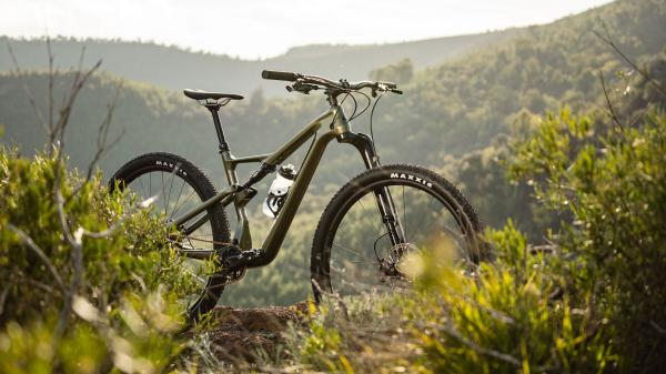 Cannondale Scalpel SE & Lefty Ocho Carbon 120