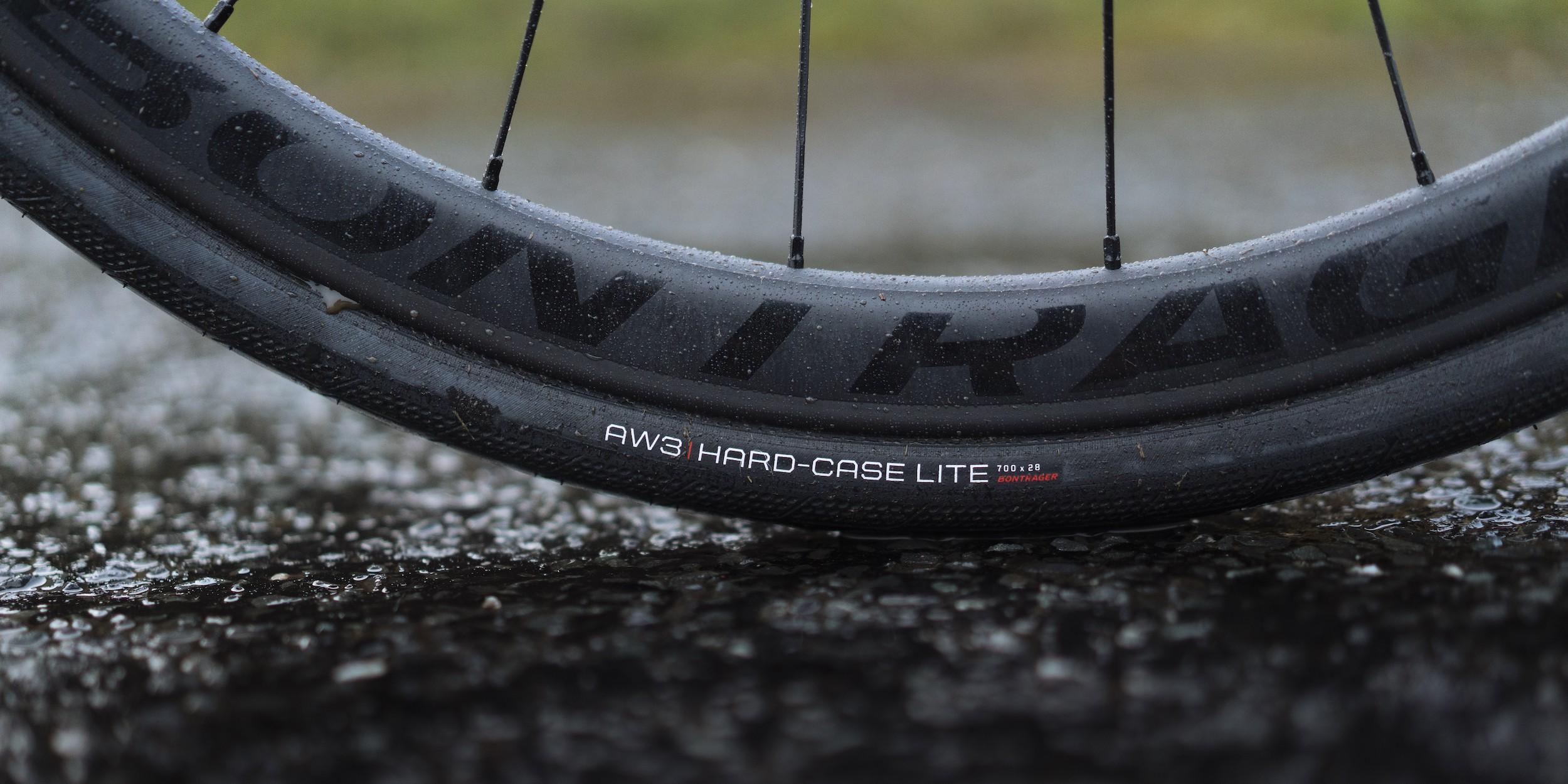 Bontrager AW3 Rennradreifen 2021