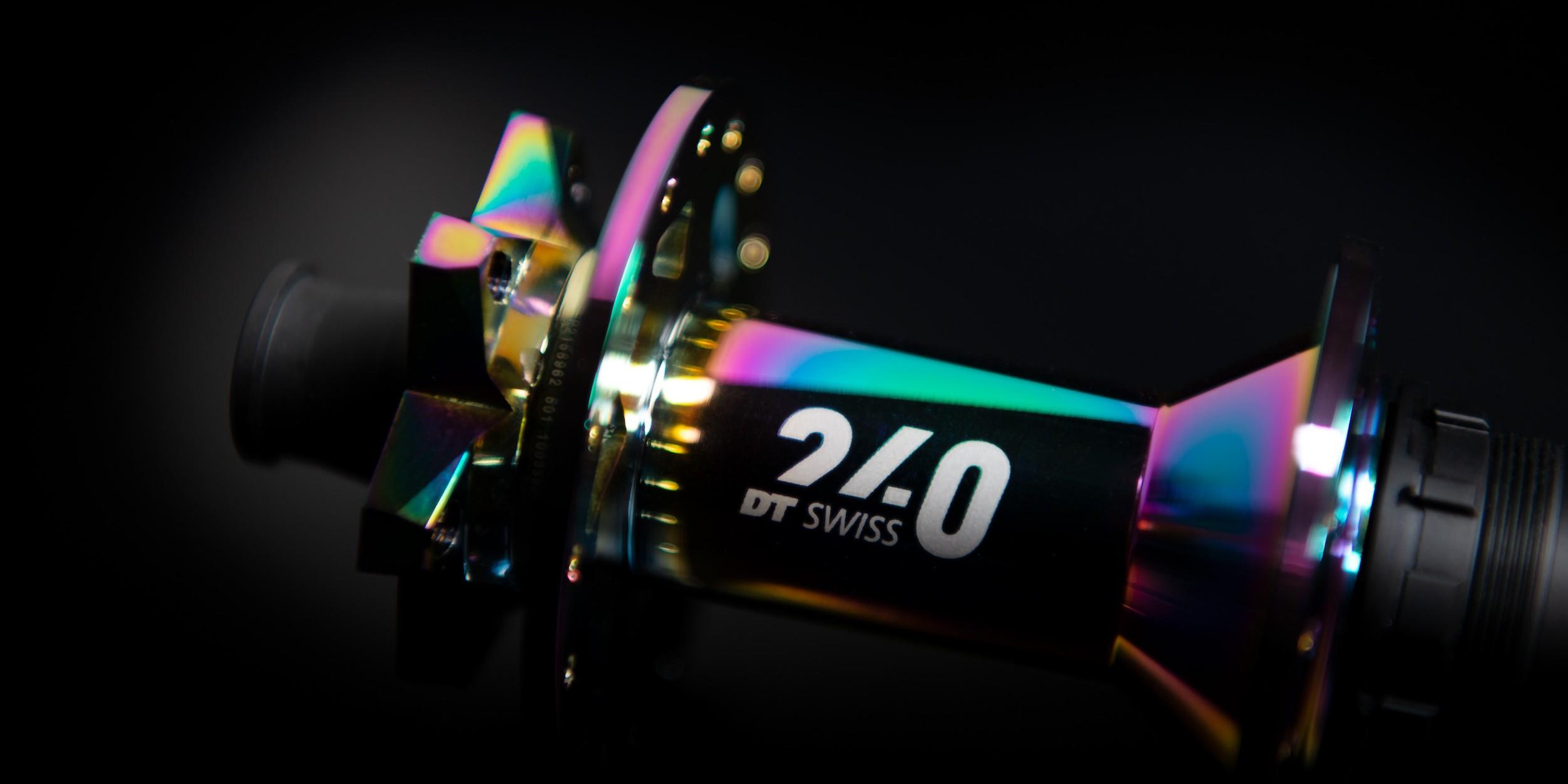 DT Swiss 240 Oil Slick Limited