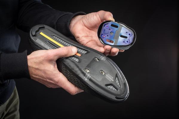 Für den Mavic Ultimate Schuh passen die 6er wie die Faust aufs Auge.