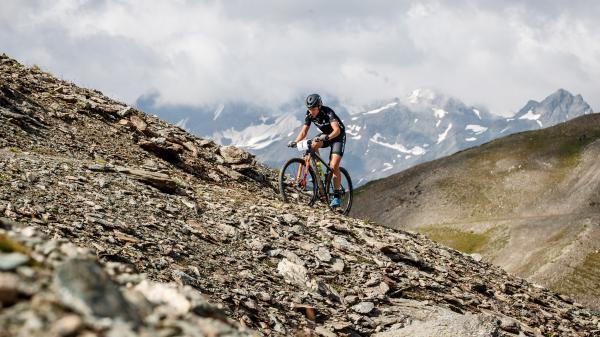 Ischgl lädt zum 26. Ironbike