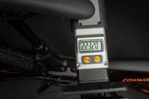 Gewicht Bike ohne Akku
