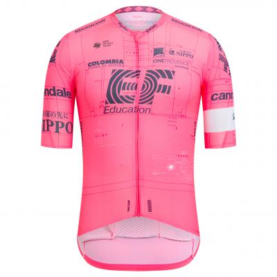 Men's & Women's EF Education-Nippo Pro Team Aero Jersey: kein Team-Replika, sondern exakt die Profiware!