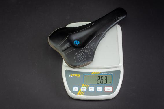 Gewicht Sattel